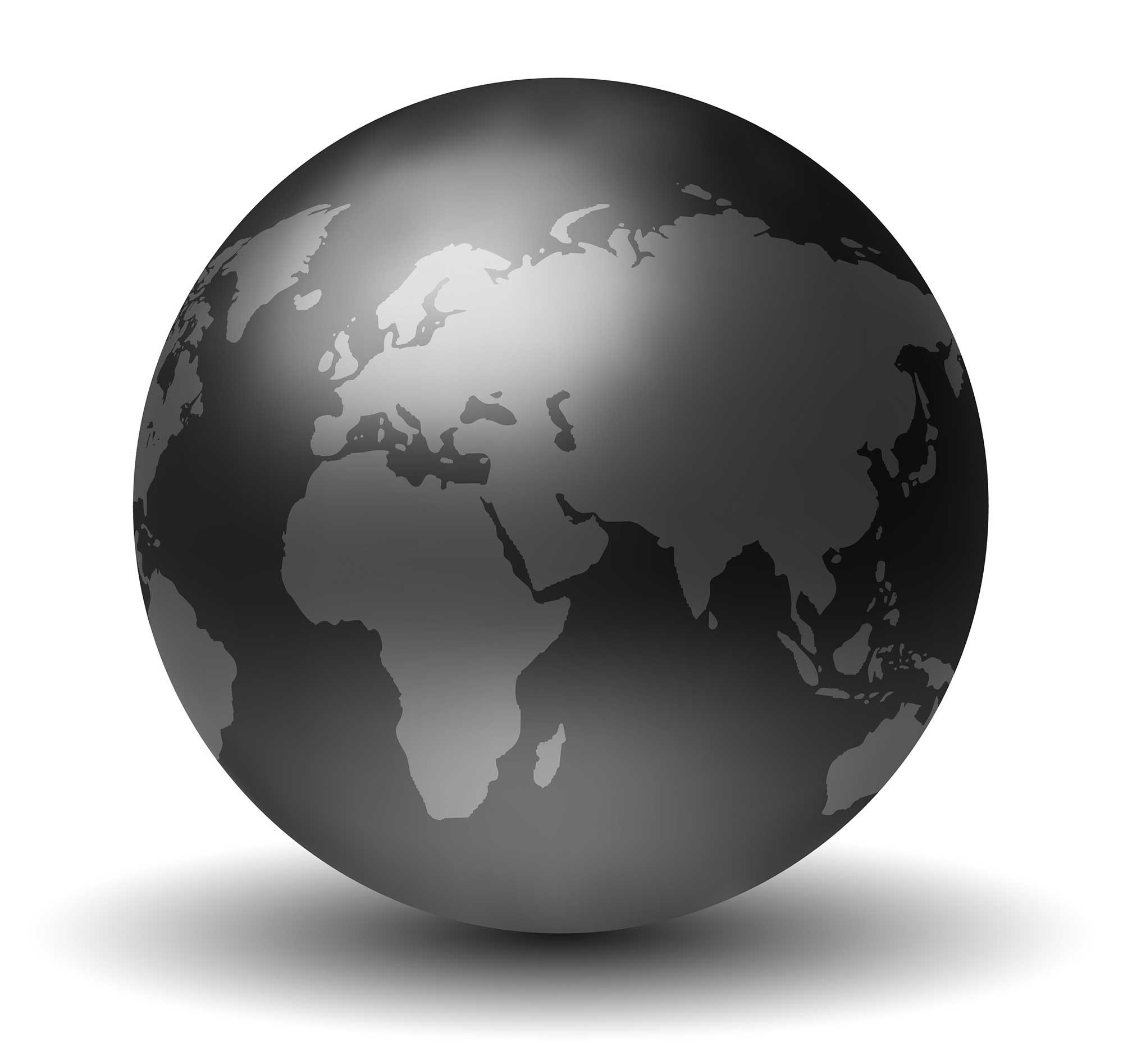 globe-blkwht